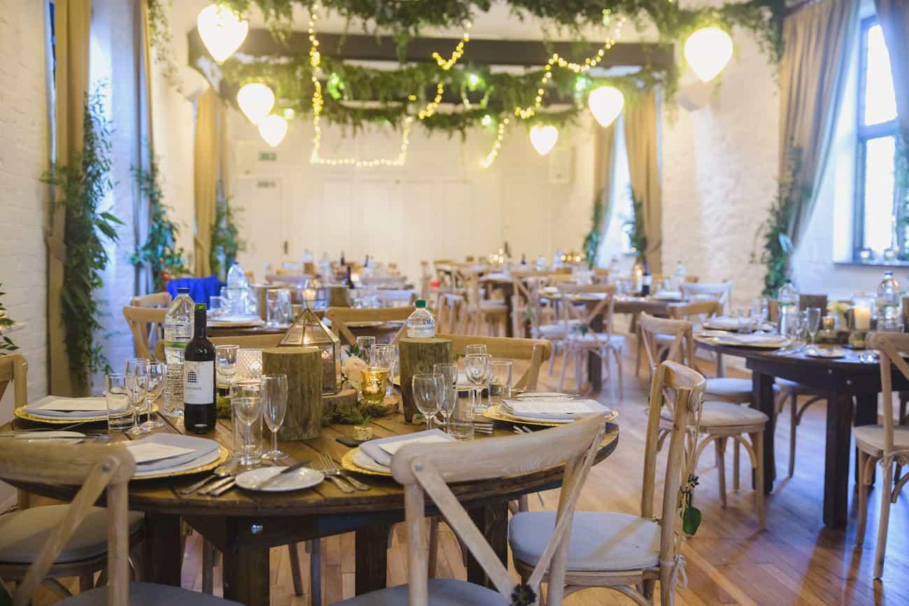 Wedding Photography at Stourhead Palladian Bridge